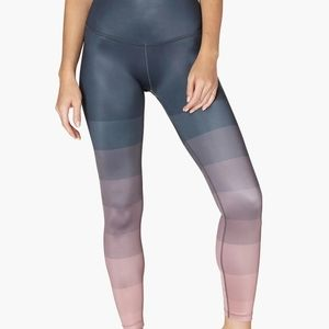BEYOND YOGA Island Ombre Lux High Waisted Leggings